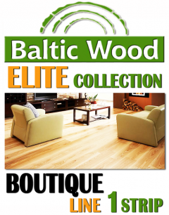 BalticWood BOUTIQUE 1strip