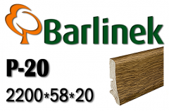 Barlinek P20 (2200×58×20)
