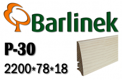 Barlinek P30 (2200×78×18)